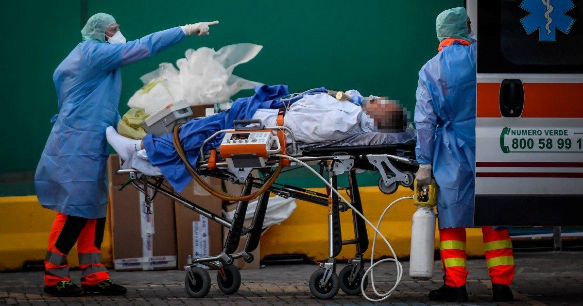 Il piano regionale lombardo travolto dal virus in 72 ore
