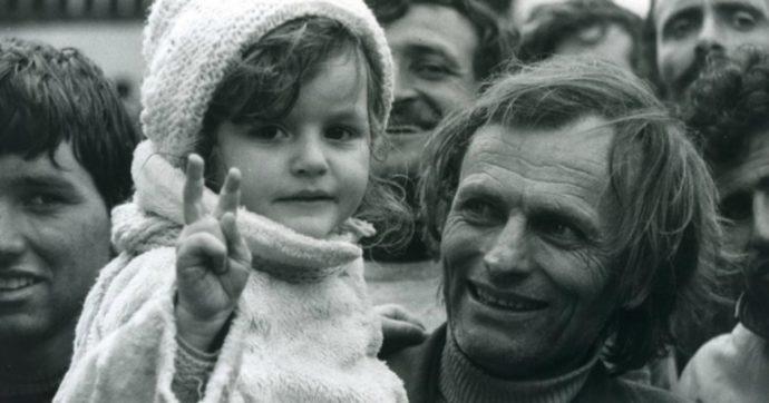 Quando l'8 agosto 1991 più di 20000 persone in fuga dall'Albania furono accolte con umanità e buon senso