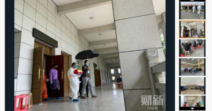 """Coronavirus, l'inchiesta: """"A Wuhan 2.500 morti ufficiali, ma potrebbero essere 40mila"""""""