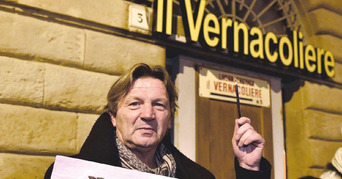 """Aprile, mese crudele: """"Il Vernacoliere"""" non esce"""
