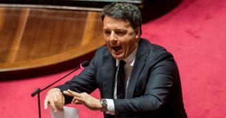 """Coronavirus, la minaccia di Renzi a Conte: """"Ultimo appello da Iv. Se sceglie la strada del populismo noi non ci siamo"""". Il premier: """"La maggioranza c'è"""". Zingaretti: """"Contro il virus serve concordia"""""""