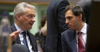 """Eurogruppo, la proposta francese: fondo di solidarietà gestito da Bruxelles, tra gli obiettivi """"riportare in Ue le filiere strategiche"""""""