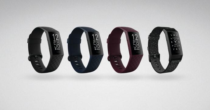 Fitbit Charge 4 ufficiale: foto, caratteristiche e prezzi del nuovo fitness tracker