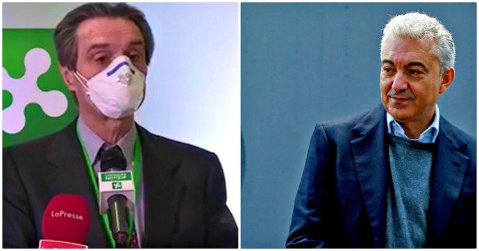"Coronavirus, Fontana: ""Burocrazia terribile. Ancora nessun via libera a nostre mascherine"". Arcuri: ""Presto procedure semplificate"""