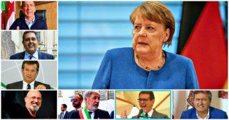 """Coronavirus, sindaci e governatori agli """"amici tedeschi"""": """"State con i grandi Paesi Ue, non con piccoli egoismi. Dopo la guerra vostro debito fu dimezzato per evitare default. Oggi Olanda senza etica e solidarietà"""""""
