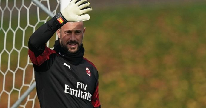 """Coronavirus, l'ex portiere del Milan Pepe Reina è positivo: """"Per 25 minuti mi è mancato l'ossigeno, l'aria non passava più. Ho avuto paura"""""""