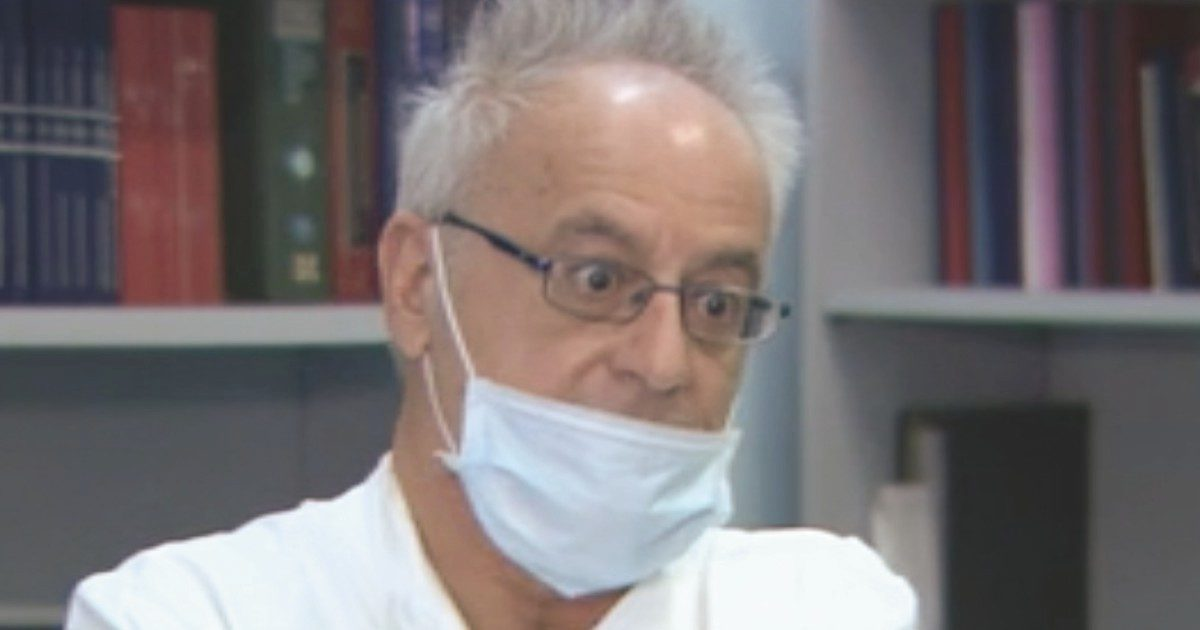 """""""Noi a Pavia sperimentiamo l'infusione di plasma iperimmune sui malati. E aiuta"""""""