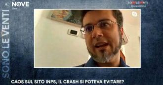 """Sono le Venti (Nove), Zanero (Politecnico Milano): """"Sito Inps bloccato? Non a causa di hacker e accessi alti, sovraccarico non scusabile"""""""