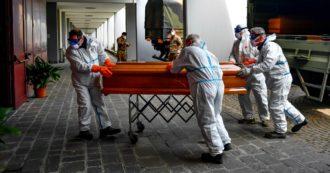 """Coronavirus, Milano chiude forno crematorio: """"Troppi morti"""". A marzo +76% rispetto al 2019. """"Decessi raddoppiati in residenze per anziani"""""""