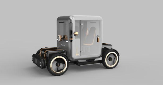 Mole Urbana, il quadriciclo elettrico made in Italy arriva entro fine 2020 – FOTO