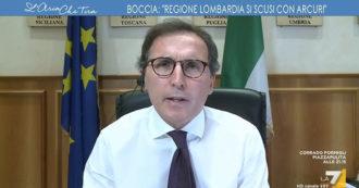 """Coronavirus, Boccia risponde a Fontana su La7: """"Non ho voglia e tempo di fare polemiche. Lo Stato fa di tutto, soprattutto per la Lombardia"""""""