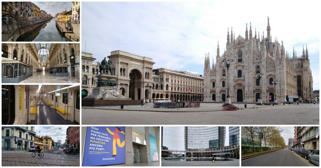 Posti Letto Milano Economici.Coronavirus Viaggio Nella Milano Sospesa Tra Conta Delle
