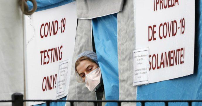 Coronavirus, in Usa sistema al collasso e americani al bivio delle assicurazioni: non avercela può costare 73mila dollari