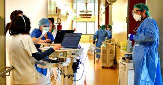 Virus, i dati: per il sesto giorno di seguito diminuiscono i ricoveri in terapia intensiva. Ma altri 610 morti e oltre 4200 nuovi casi