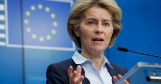 """Covid, l'annuncio di Bruxelles: """"Accordo per altre 4 milioni di dosi del vaccino Pfizer-Biontech"""""""