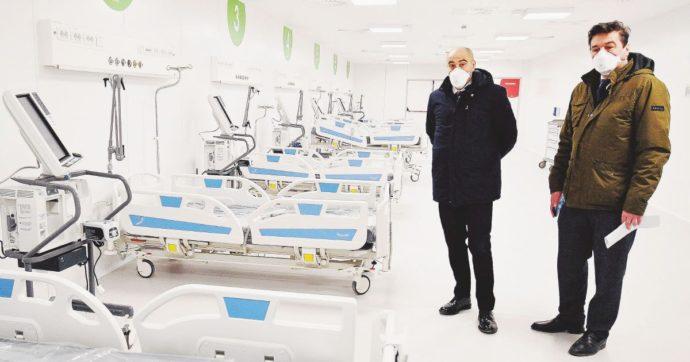 In Edicola sul Fatto Quotidiano del 4 Aprile: Fiera, Fontana è senza medici e lo scopre ora