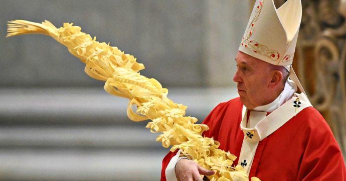 Papa Francesco, alle 18 iniziano le celebrazioni del Triduo nella Basilica di San Pietro: ecco dove seguire in tv tutte le messe di Pasqua