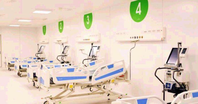 """Coronavirus, all'ospedale in Fiera a Milano i primi due pazienti. Il coordinatore delle Rianimazioni: """"Qui zattera di salvataggio"""""""