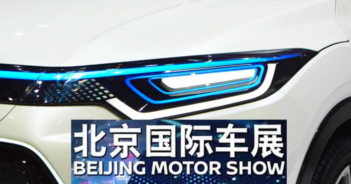 Coronavirus, il salone dell'auto di Pechino slitta da aprile a settembre