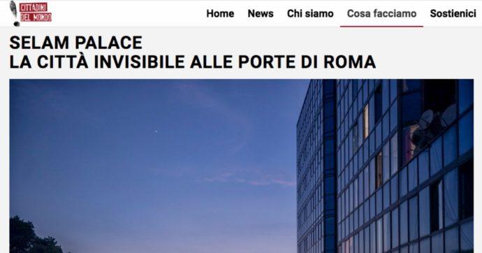 Coronavirus, a Roma un edificio occupato (con 800 migranti) diventa zona rossa: due coniugi sudanesi positivi