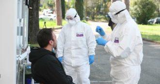 Coronavirus, i dati – Salgono ancora i contagi: 229 nuovi casi e 52mila tamponi (2mila in più)