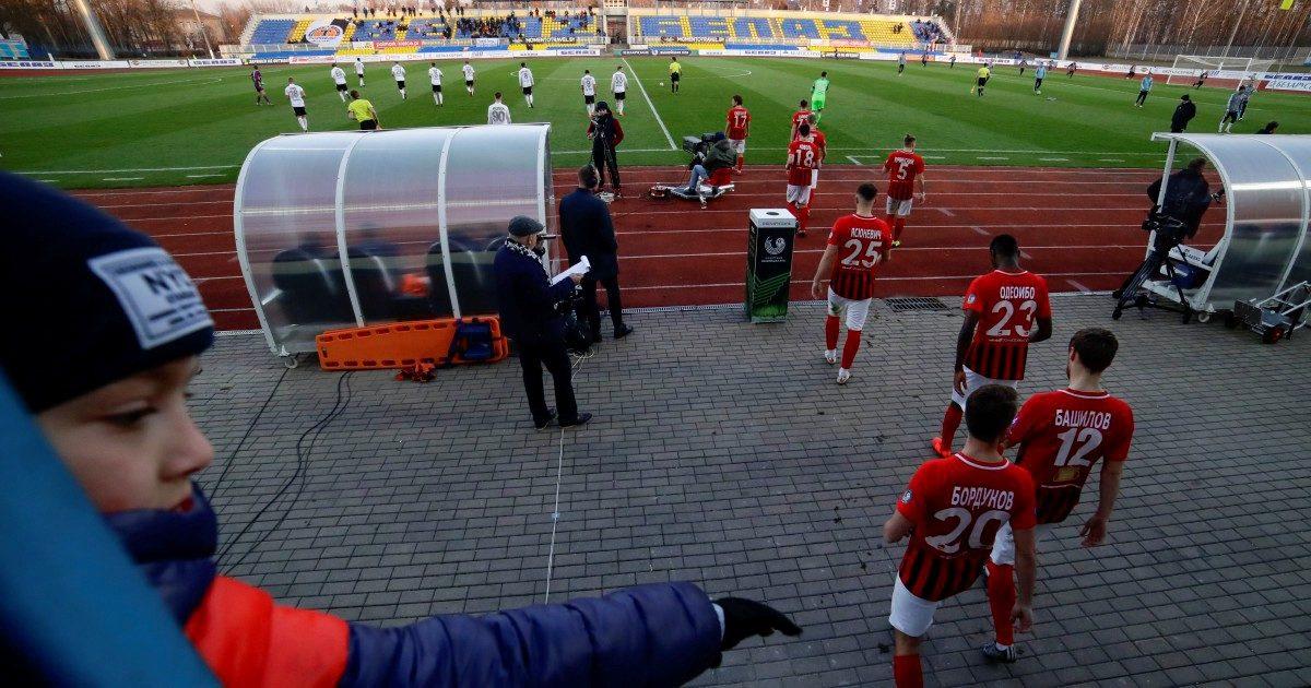 """Stadi aperti in Bielorussia: """"Il virus? Non esageriamo"""""""