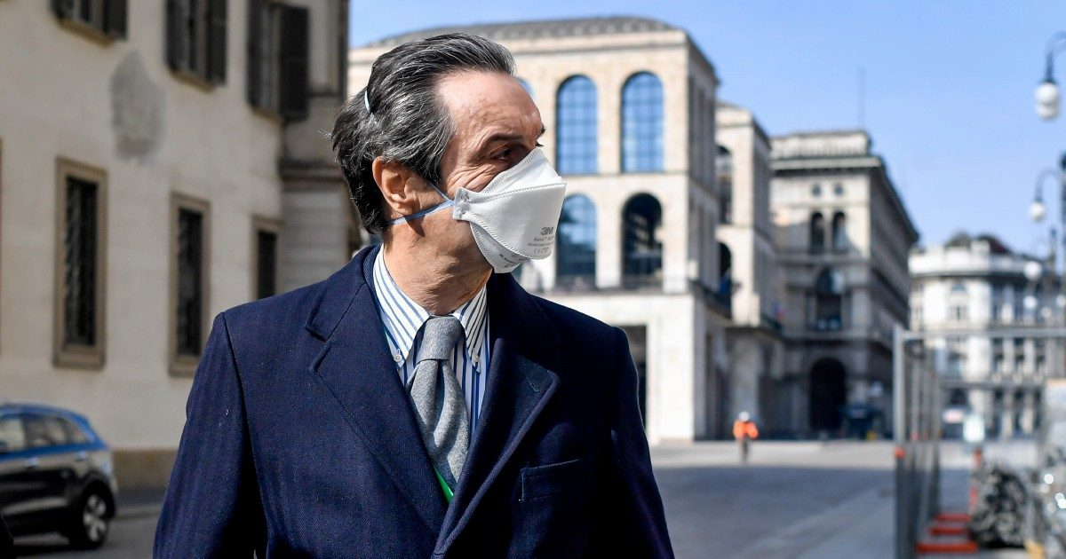 "Fontana ordinò alle Rsa: ""Ricoverate malati Covid"""