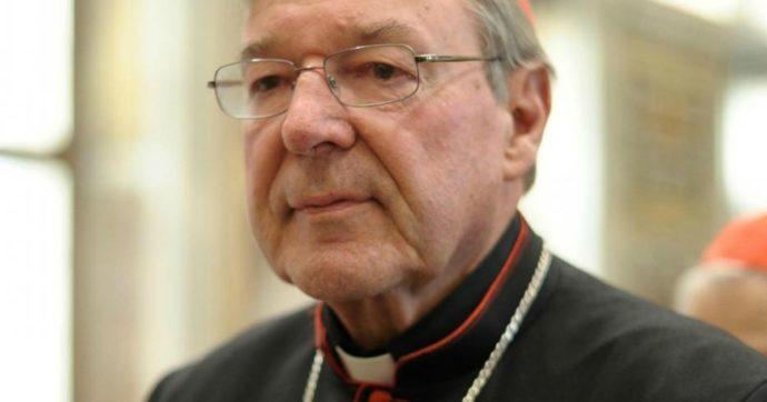 """Cardinale Pell prosciolto dalle accuse di pedofilia, papa Francesco: """"Preghiamo per chi soffre sentenza ingiusta per l'accanimento"""""""