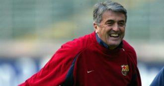 Radomir Antic, morto a 71 anni in Spagna il tecnico serbo. Nella storia per un record: unico ad allenare sia Real Madrid che Barcellona