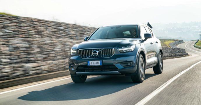 Volvo, festeggia dieci anni con Geely e lancia la XC40 Recharge T5 Plug-in Hybrid