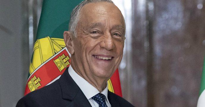 """Coronavirus, in Portogallo il presidente de Sousa alle banche: """"E' ora di ricambiare gli aiuti pubblici ricevuti negli ultimi 13 anni"""""""