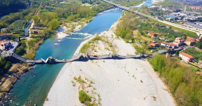 Massa Carrara, il crollo del ponte ci ricorda che la priorità non sono le grandi opere