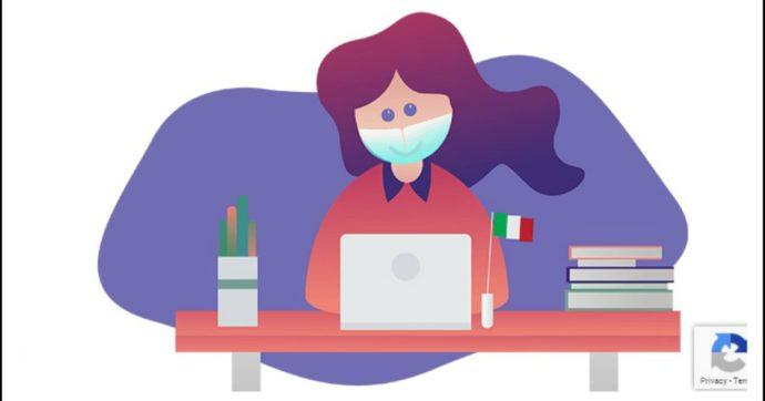 """Coronavirus – """"Aiutiamo la scuola"""", il sito che soccorre i prof in difficoltà con le lezioni online"""