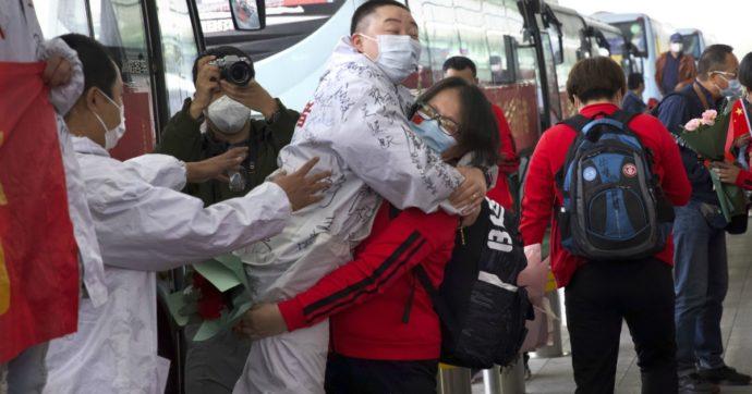 Coronavirus – Wuhan, dopo 76 giorni finisce l'isolamento: 65mila persone in fuga dalla città – FOTO