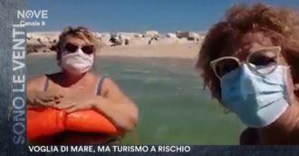 """Sono le Venti (Nove), voglia di mare ma turismo a rischio: """"Qui in Liguria ci sono state già cancellazioni estive"""". E si pensa a come ripartire"""