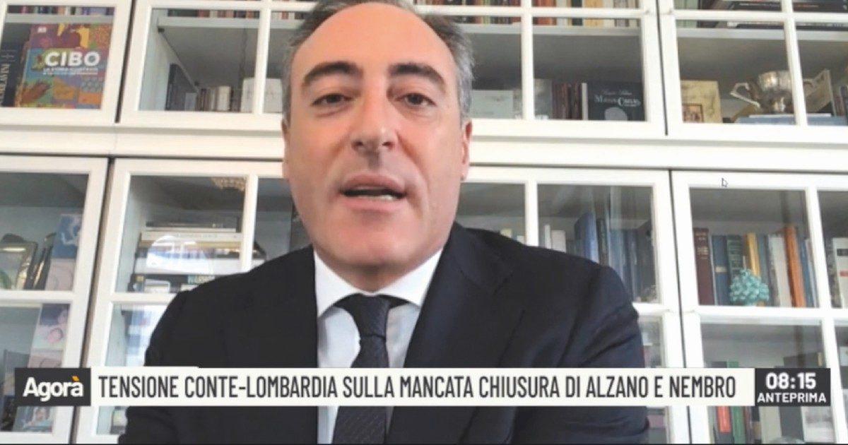 """Gallera lo ammette: """"Potevamo blindare la Bassa Val Seriana"""""""