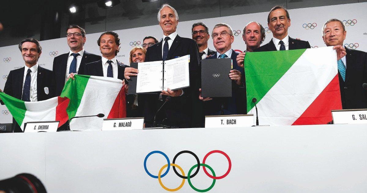 Regalone olimpico: quasi niente tasse per i super manager