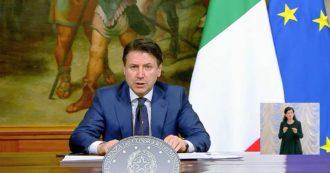 """Coronavirus, Conte: """"Misure prorogate fino al 3 maggio. Task force di esperti per la Fase 2. Da Eurogruppo passo avanti ma insufficiente. Sul Mes Salvini e Meloni mentono e indeboliscono l'Italia in Ue"""""""