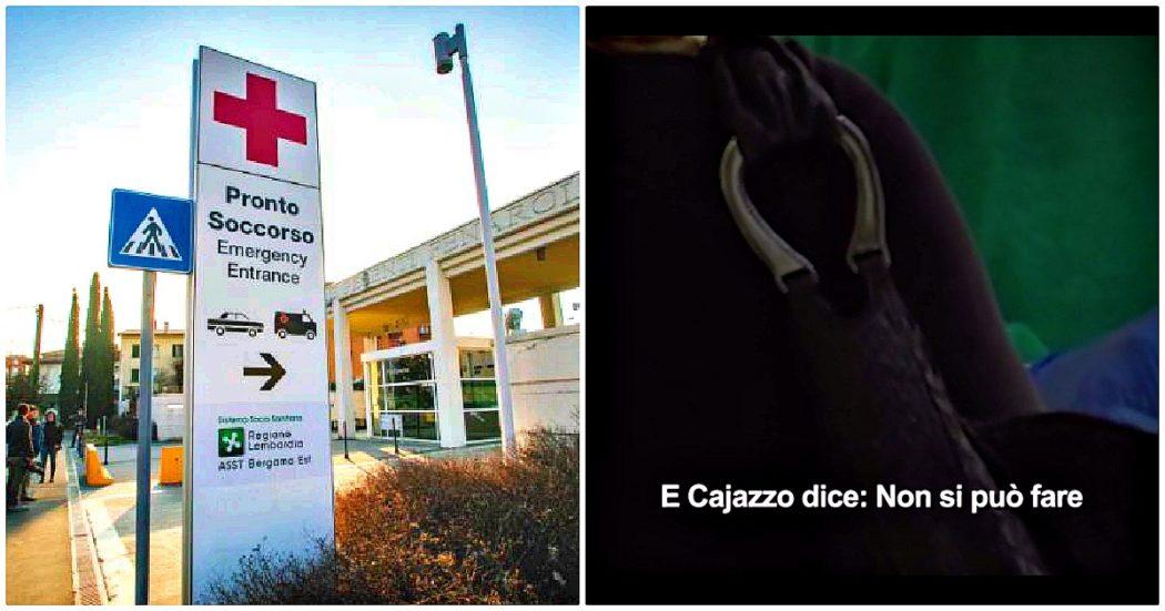 """Coronavirus, un primario dell'ospedale di Alzano: """"Mancata chiusura? Lo ha ordinato il dg della Regione"""". Polemica sul servizio del Tg1. Lega: """"Tv della vergogna, caso in Vigilanza"""". M5s: """"Giornalismo d'inchiesta"""""""