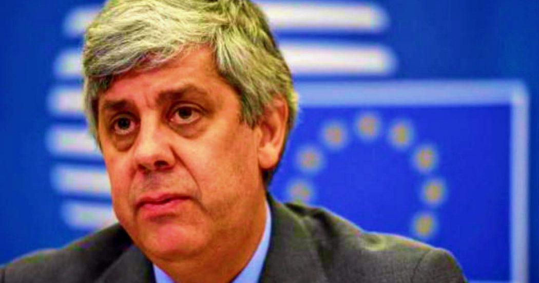 """Eurogruppo, nelle conclusioni non c'è riferimento ai coronabond. Centeno: """"Paesi divisi"""". E i leader Ue ne discuteranno solo il 23 aprile"""