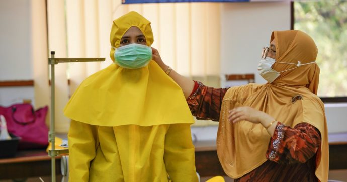 Coronavirus, l'Inail ha chiarito le tutele per chi si espone al contagio: ecco i punti