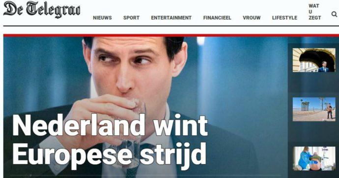"""Eurogruppo, per l'olandese Telegraaf """"i Paesi Bassi vincono la battaglia, niente eurobond"""". Der Spiegel: """"Sul Mes l'Italia ha prevalso"""""""