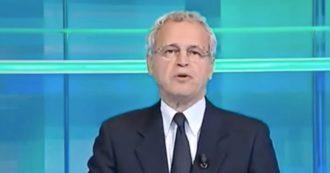 """Coronavirus, Mentana sulle parole di Conte verso Salvini e Meloni: """"Se l'avessimo saputo non avremmo mandato in onda quella parte"""""""