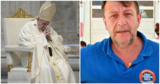 """Migranti, il Papa scrive alla ong Mediterranea: """"Grazie per quello che fate, sono a disposizione per dare una mano. Contate su di me"""""""