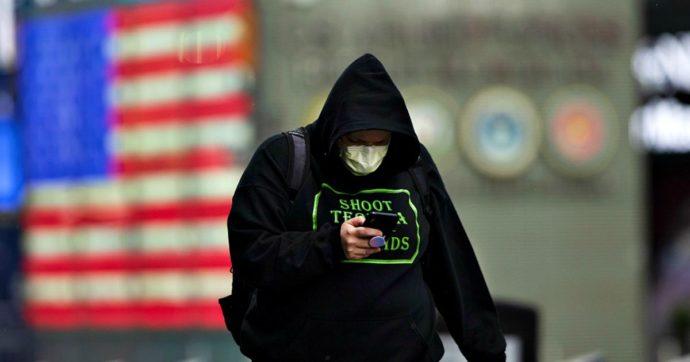 """Coronavirus, lo studio: """"Negli Usa pandemia fuori controllo, forse il doppio dei morti nei prossimi 2 mesi"""""""
