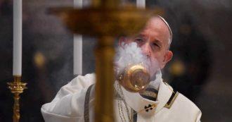 """Coronavirus, Papa Francesco: """"Sfida epocale per l'Unione europea. Dia prova di solidarietà anche con soluzioni innovative"""""""