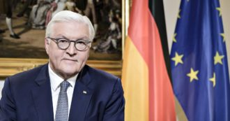 """Coronavirus, il presidente tedesco cita Bergamo e avverte: """"È test di umanità. Non siamo solo chiamati, siamo obbligati alla solidarietà"""""""