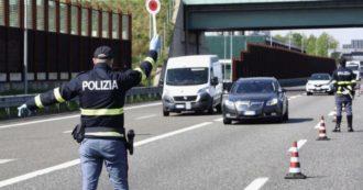 Coronavirus, nel week di Pasqua oltre 26mila sanzioni su 795mila controlli: solo domenica 14mila italiani multati