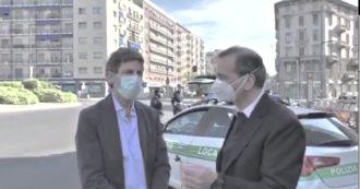 """Coronavirus, a Milano oltre 10mila controlli e 487 sanzioni. Polizia locale: """"Cittadini non in regola sono il 5%. Maggioranza fuori casa per lavoro"""""""