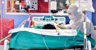 """Coronavirus, il report settimanale di Gimbe: """"C'è lento ma costante aumento dei decessi. Impennata di contagi e crescita ricoverati"""""""
